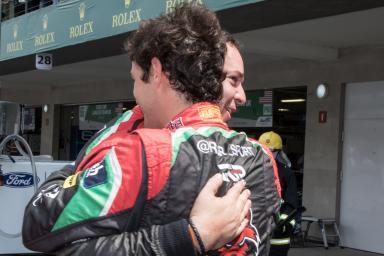 Ricardo Gonzalez (MEX) WEC 6 Hours of Mexico - Autodrome Hermanos Rodriguez - Mexico City - Mexique