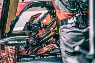 Alexandre Imperatori during the WEC 6 Hours of Circuit of the Americas - Circuit of the Americas - Austin - America -