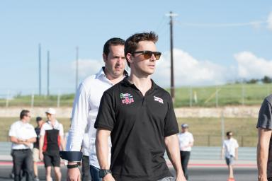 Filipe Albuquerque (PRT) during the track walk for the WEC 6 Hours of Circuit of the Americas - Circuit of the Americas - Austin - America -
