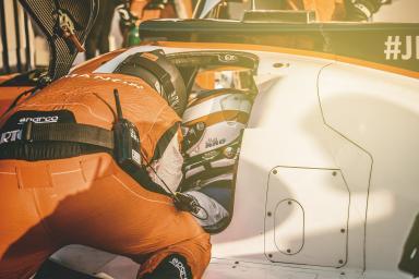 CAR#44 / MANOR / GBR / Oreca 05 - Nissan  - WEC 6 Hours of Fuji - Fuji Speedway - Oyama - Japan