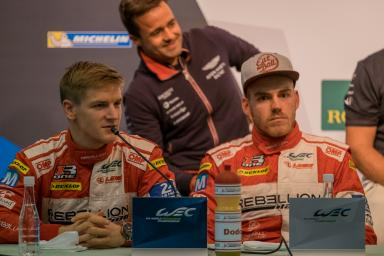 The Qualifying Press Conference during the WEC 6 Hours of Shanghai - Shanghai International Circuit - Shanghai - China