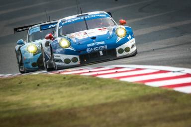 CAR #78 / KCMG / HKG / Porsche 911 RSR -  WEC 6 Hours of Shanghai - Shanghai International Circuit - Shanghai - China