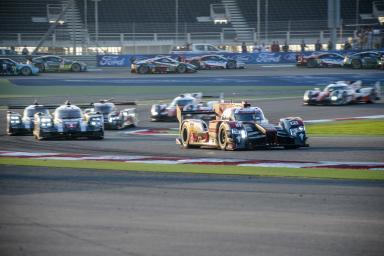 Start of the WEC 6 Hours of Bahrain - Bahrain International Circuit - Sakhir - Bahrain