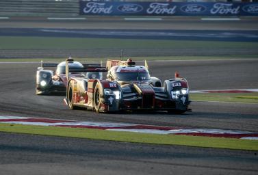 CAR #7 / AUDI SPORT TEAM JOEST / DEU / Audi R18 - WEC 6 Hours of Bahrain - Bahrain International Circuit - Sakhir - Bahrain