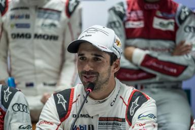 The Winners Press Conference at the WEC 6 Hours of Bahrain - Bahrain International Circuit - Sakhir - Bahrain