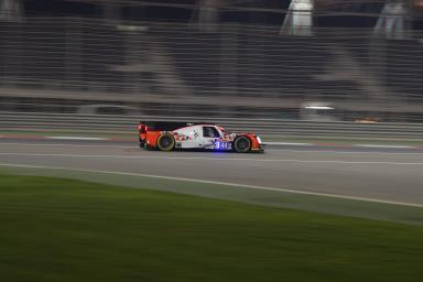 Qualifying CAR #44 / MANOR / GBR / Oreca 05 - Nissan - at the WEC 6 Hours of Bahrain - Bahrain International Circuit - Sakhir - Bahrain