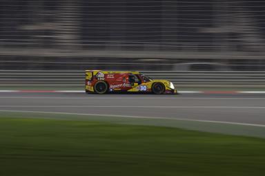 Qualifying CAR #30 / EXTREME SPEED MOTORSPORTS / USA / Ligier JS P2 - Nissan - at the WEC 6 Hours of Bahrain - Bahrain International Circuit - Sakhir - Bahrain