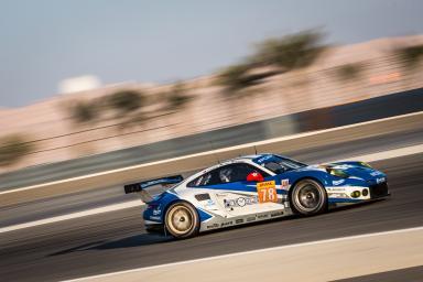 CAR #78 / KCMG / HKG / Porsche 911 RSR / Christian Ried (DEU) / Wolf Henzler (DEU) / Jo