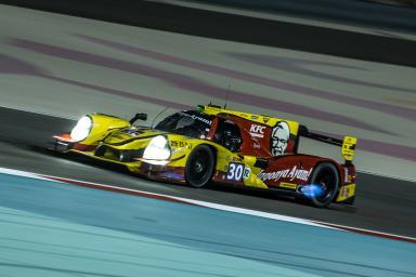 CAR #30 / EXTREME SPEED MOTORSPORTS / USA / Ligier JS P2 - Nissan - WEC 6 Hours of Bahrain - Bahrain International Circuit - Sakhir - Bahrain