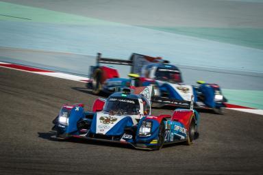 CAR #27 / SMP RACING / RUS / BR01 - Nissan / Nicolas Minassian (FRA) / Maurizio Mediani (ITA) / Mikhail Aleshin (RUS) - WEC 6 Hours of Bahrain - Bahrain International Circuit - Sakhir - Bahrain