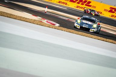 CAR #78 / KCMG / HKG / Porsche 911 RSR - WEC 6 Hours of Bahrain - Bahrain International Circuit - Sakhir - Bahrain