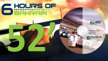 "52"" - Round 8 / 2013 FIA WEC 6 Hours of Bahrain - Review"