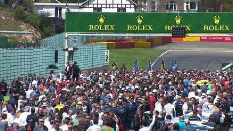 2016 World Endurance Championship Season Film for FIA Prize Giving