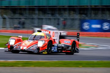 #24 CEFC MANOR TRS RACING / CHN / Oreca 07 - Gibson - FIA WEC 6 Hours of Silverstone  - Silverstone Circuit - Towcester - United Kingdom