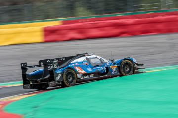 #35 SIGNATECH ALPINE MATMUT / FRA / Alpine A470 - Gibson - WEC 6 Hours of Spa - Circuit de Spa-Francorchamps - Spa - Belgium