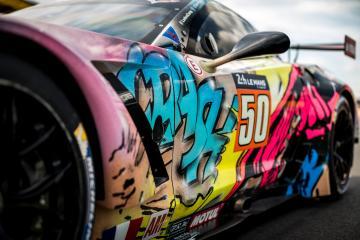 #50 LARBRE COMPETITION (FRA) Category : LM GTE Am Cars : CHEVROLET CORVETTE C7-Z06 Tyres : MICHELIN Drivers : Fernando REES (CAN) Romain BRANDELA (FRA) Christian PHILIPPON (FRA)
