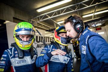 #32 UNITED AUTOSPORTS (USA) Category : LM P2 Cars : LIGIER JSP217 - GIBSON Tyres : DUNLOP Drivers : Will OWEN (USA) Hugo DE SADELEER (CHE) Filipe ALBUQUERQUE (PRT)