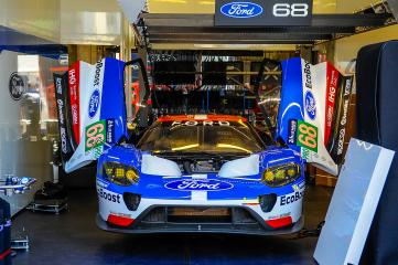 #68 FORD CHIP GANASSI TEAMUSA (USA) Category : LM GTE Pro Cars : FORD GT Tyres : MICHELIN Drivers : Joey HAND (USA) Dirk MÜLLER (DEU)