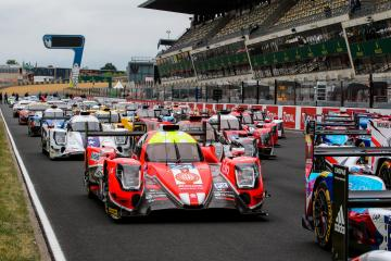 #24 CEFC MANOR TRS RACING (CHN) Category : LM P2 Cars : ORECA 07 - GIBSON Tyres : DUNLOP Drivers : Tor GRAVES (GBR) Jonathan HIRSCHI (CHE) Jean-Eric VERGNE (FRA)