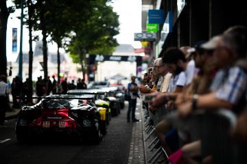 Scrutineering #84 JMW MOTORSPORT / GBR / FERRARI 488 GTE - Le Mans 24 Hour - Circuit des 24H du Mans - Le Mans - France