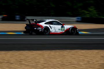 #91 PORSCHE GT TEAM / DEU / Porsche 911 RSR - Le Mans 24 Hour - Circuit des 24H du Mans - Le Mans - France