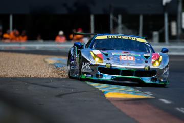 #60 CLEARWATER RACING / SGP / FERRARI 488 GTE - Le Mans 24 Hour - Circuit des 24H du Mans  - Le Mans - France