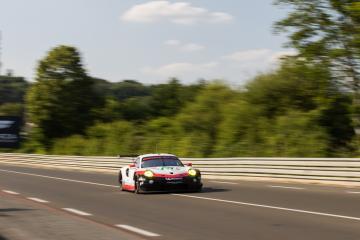 #91 PORSCHE GT TEAM / DEU / Porsche 911 RSR Le Mans 24 Hour - Circuit des 24H du Mans  - Le Mans - France