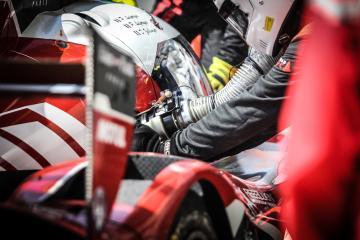 Le Mans 2017 - Free Practice 1  - Le Mans - #17 IDEC SPORT RACING / FRA / LIGIER JSP217 - Gibson