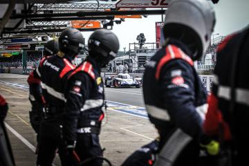 Le Mans 2017 - Free Practice 1  - Le Mans - #27 SMP RACING / RUS / DALLARA P217 - Gibson