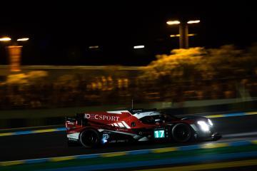 #17 IDEC SPORT RACING / FRA / LIGIER JSP217 - Gibson - Le Mans 24 Hour - Circuit des 24H du Mans  - Le Mans - France