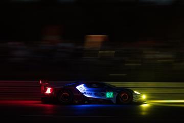 #67 FORD CHIP GANASSI TEAM UK / USA / Ford GT - Le Mans 24 hour - Circuit des 24H du Mans  - Le Mans - France