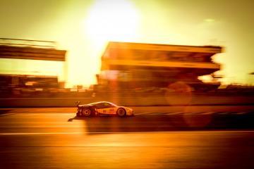 #84 JMW MOTORSPORT / GBR / FERRARI 488 GTE -Le Mans 24 Hour - Circuit des 24H du Mans - Le Mans - France