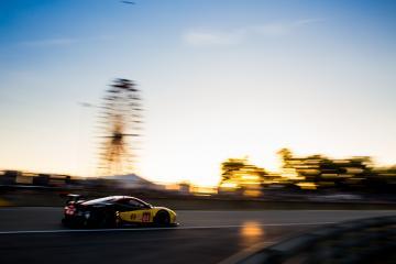 #84 JMW MOTORSPORT / GBR / FERRARI 488 GTE - Le Mans 24 Hour - Circuit des 24H du Mans - Le Mans - France