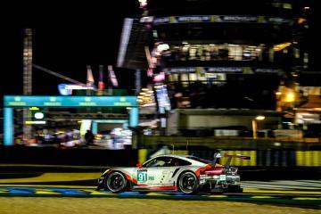 #91 PORSCHE GT TEAM / DEU / Porsche 911 RSRLe Mans 24 Hour - Circuit des 24H du Mans - Le Mans - France