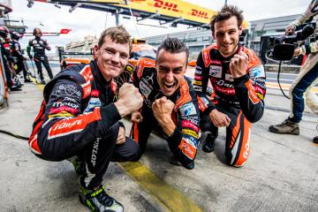 #26 G-DRIVE RACING / RUS / Oreca 07 - Gibson / Roman Rusinov (RUS) / Pierre Thiriet (FRA) / Ben Hanley (GBR) - WEC 6 Hours of Nurburgring - Nurburgring - Nurburg - Germany