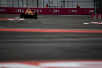 #26 G-DRIVE RACING / RUS / Oreca 07 - Gibson - WEC 6 Hours of Mexico - Autodrome Hermanos Rodriguez - Mexico City - Mexique