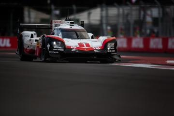 #1 PORSCHE TEAM / DEU / Porsche 919 Hybrid - Hybrid - WEC 6 Hours of Mexico - Autodrome Hermanos Rodriguez - Mexico City - Mexique