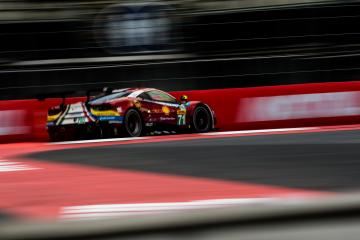 #71 AF CORSE / ITA / Ferrari 488 GTE - WEC 6 Hours of Mexico - Autodrome Hermanos Rodriguez - Mexico City - Mexique