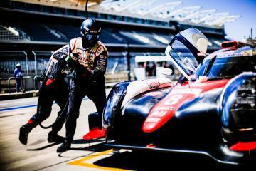 #8 TOYOTA GAZOO RACING / JPN / Toyota TS050 - Hybrid - Hybrid / Sebastien Buemi (CHE) / Stephane Sarrazin (FRA) / Kazuki Nakajima (JPN) - WEC 6 Hours of Austin - Circuit of the America - Austin - United States of America