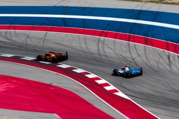 #25 CEFC MANOR TRS RACING / CHN / Oreca 07 - Gibson - #31 VAILLANTE REBELLION / CHE / Oreca 07 - Gibson - WEC 6 Hours of Circuit of the Americas - Circuit of the Americas - Austin - United States of America