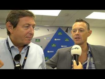 Interview with Gérard Neveu WEC CEO and Charles Bradley Editor-in-Chief Motorsport.com