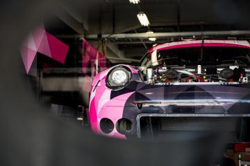 #77 DEMPSEY-PROTON RACING / DEU / Porsche 911 RSR (991) - Set Up - WEC 6 Hours of Fuji - Fuji Speedway - Oyama - Japan WEC 6 Hours of Fuji - Fuji Speedway - Oyama - Japan