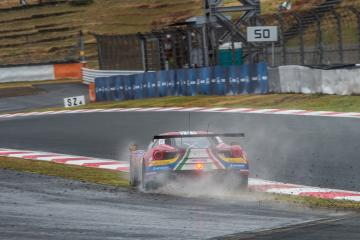 #51 AF CORSE / ITA / Ferrari 488 GTE - WEC 6 Hours of Fuji - Fuji Speedway - Oyama - Japan