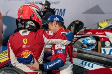 #51 AF CORSE / ITA / Ferrari 488 GTE / James Calado (GBR) / Alessandro Pier Guidi (ITA) -  WEC 6 Hours of Fuji - Fuji Speedway - Oyama - Japan