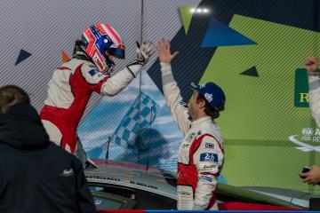 #54 SPIRIT OF RACE / CHE / Ferrari 488 GTE / Francesco Castellacci (ITA) / Miguel Molina (ESP) - WEC 6 Hours of Fuji - Fuji Speedway - Oyama - Japan