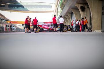 Set Up - Scrutineering - #38 JACKIE CHAN DC RACING / CHN /  Oreca 07 - Gibson - WEC 6 Hours of Shanghai - Shanghai International Circuit - Shanghai - China