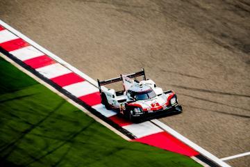 #2 PORSCHE TEAM / DEU / Porsche 919 Hybrid - Hybrid - WEC 6 Hours of Shanghai - Shanghai International Circuit - Shanghai - China