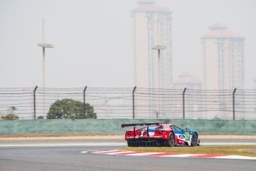 #67 FORD CHIP GANASSI TEAM UK / USA / Ford GT - WEC 6 Hours of Shanghai - Shanghai International Circuit - Shanghai - China