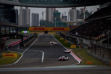 #7 TOYOTA GAZOO RACING / JPN / Toyota TS050 - Hybrid - Hybrid - WEC 6 Hours of Shanghai - Shanghai International Circuit - Shanghai - China