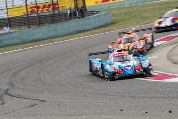 #13 VAILLANTE REBELLION / CHE / Oreca 07 - Gibson - WEC 6 Hours of Shanghai - Shanghai International Circuit - Shanghai - China